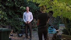 Paul Robinson, Steph Scully in Neighbours Episode 7401