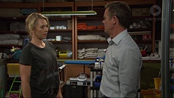 Steph Scully, Paul Robinson in Neighbours Episode 7401