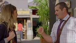Sonya Mitchell, Toadie Rebecchi in Neighbours Episode 7402
