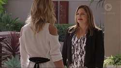 Madison Robinson, Terese Willis in Neighbours Episode 7402