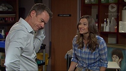 Paul Robinson, Amy Williams in Neighbours Episode 7402
