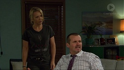 Steph Scully, Toadie Rebecchi in Neighbours Episode 7402