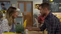 Sonya Mitchell, Mark Brennan in Neighbours Episode 7403