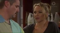 Toadie Rebecchi, Steph Scully in Neighbours Episode 7403