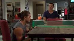 Tyler Brennan, Jack Callaghan in Neighbours Episode 7403