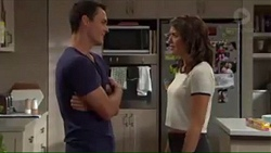 Jack Callaghan, Paige Novak in Neighbours Episode 7403