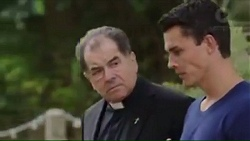 Father Vincent Guidotti, Jack Callaghan in Neighbours Episode 7403