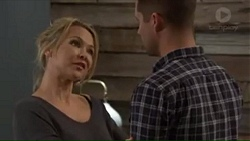 Steph Scully, Mark Brennan in Neighbours Episode 7403