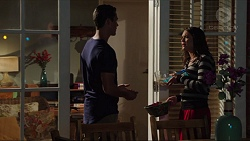 Jack Callahan, Paige Smith in Neighbours Episode 7404