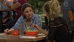 Amy Williams, Madison Robinson in Neighbours Episode 7404
