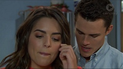 Paige Novak, Jack Callaghan in Neighbours Episode 7404
