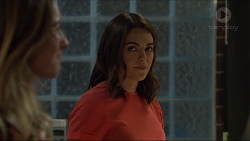 Sonya Rebecchi, Paige Smith in Neighbours Episode 7404