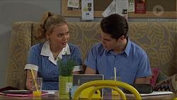 Xanthe Canning, Ben Kirk in Neighbours Episode 7405