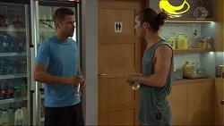 Mark Brennan, Tyler Brennan in Neighbours Episode 7405