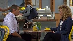 Toadie Rebecchi, Belinda Bell in Neighbours Episode 7405