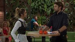 Madison Robinson, Ryan Prescott in Neighbours Episode 7405