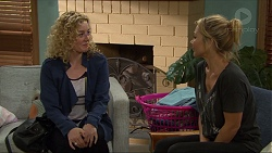 Belinda Bell, Steph Scully in Neighbours Episode 7405