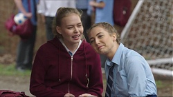 Xanthe Canning, Piper Willis in Neighbours Episode 7405