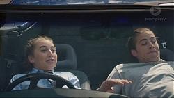 Piper Willis, Tyler Brennan in Neighbours Episode 7405