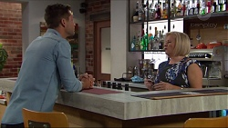 Jack Callaghan, Sheila Canning in Neighbours Episode 7406