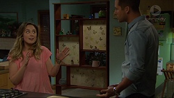 Sonya Mitchell, Amali Ward in Neighbours Episode 7407