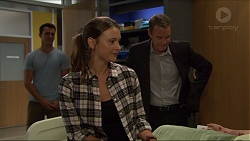 Jack Callaghan, Paul Robinson, Amy Williams in Neighbours Episode 7407