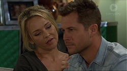Steph Scully, Mark Brennan in Neighbours Episode 7407