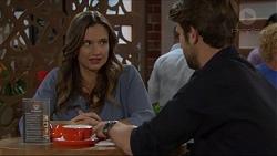 Amy Williams, Ryan Prescott in Neighbours Episode 7410