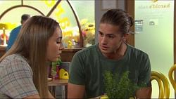 Piper Willis, Tyler Brennan in Neighbours Episode 7410