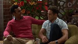 Tom Quill, Aaron Brennan in Neighbours Episode 7410