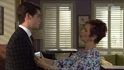 Ben Kirk, Susan Kennedy in Neighbours Episode 7411