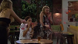 Piper Willis, Elly Conway, Xanthe Canning in Neighbours Episode 7411