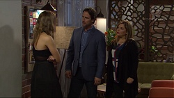 Piper Willis, Brad Willis, Terese Willis in Neighbours Episode 7411