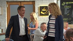 Paul Robinson, Belinda Bell in Neighbours Episode 7412