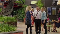 Belinda Bell, Toadie Rebecchi, Steph Scully in Neighbours Episode 7412