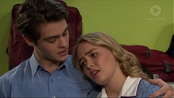 Ben Kirk, Xanthe Canning in Neighbours Episode 7412