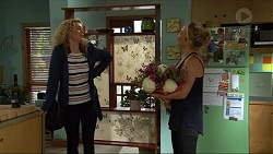 Belinda Bell, Steph Scully in Neighbours Episode 7412