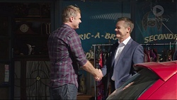 Gary Canning, Paul Robinson in Neighbours Episode 7412