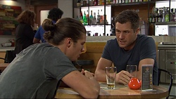 Tyler Brennan, Mark Brennan in Neighbours Episode 7412