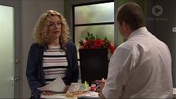 Belinda Bell, Toadie Rebecchi in Neighbours Episode 7413