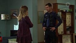 Sonya Mitchell, Mark Brennan in Neighbours Episode 7414