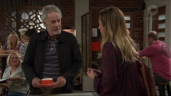 Sonya Mitchell, Clive West in Neighbours Episode 7414
