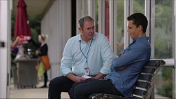 Karl Kennedy, Jack Callaghan in Neighbours Episode 7415