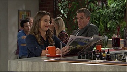 Amy Williams, Paul Robinson in Neighbours Episode 7415