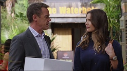 Paul Robinson, Amy Williams in Neighbours Episode 7415