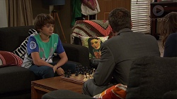 Jimmy Williams, Paul Robinson in Neighbours Episode 7415