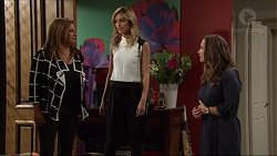 Terese Willis, Madison Robinson, Amy Williams in Neighbours Episode 7415