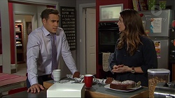 Aaron Brennan, Amy Williams in Neighbours Episode 7415