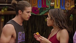 Tyler Brennan, Paige Smith in Neighbours Episode 7416