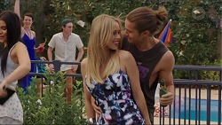 Courtney Grixti, Tyler Brennan in Neighbours Episode 7416